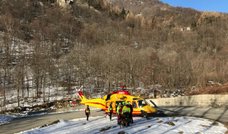 Morto lo scialpinista disperso
