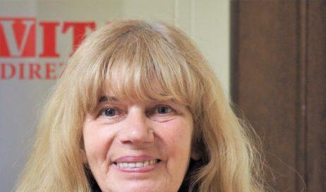 Laura Zoggia, candidata senza tessere