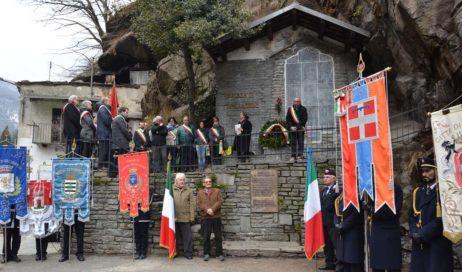 A Luserna San Giovanni commemorato il 74° Anniversario della Battaglia di Pontevecchio