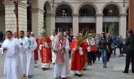 [photogallery] Con la Domenica delle Palme è iniziata la Settimana Santa