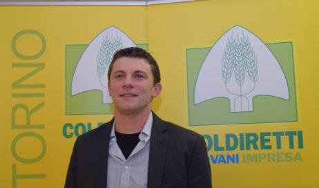 Coldiretti Torino ha eletto il nuovo delegato Giovani Impresa.  È Giovanni Benedicenti, allevatore chierese di bovini di razza Piemontese