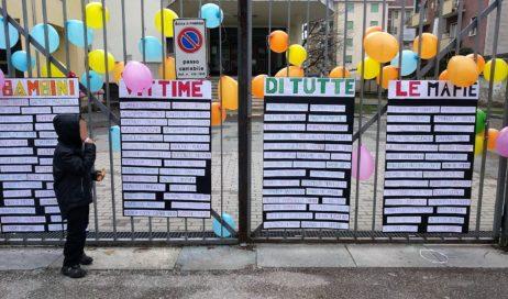 Pinerolo. I bambini della Battisti hanno ricordato le vittime innocenti delle mafie