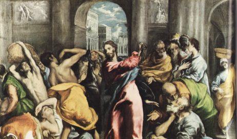 A tu per tu con Derio. III domenica di Quaresima. Gesù è una cosa nuova!