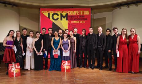Assegnati i premi dell'International Chambers Music Competition