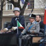 [ photogallery ] Per i 150 anni del capitano Caprilli i cavalli hanno invaso Pinerolo