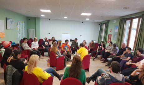 Casa Alpina palestra per giovani