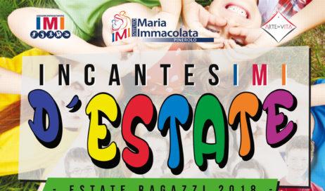 Pinerolo. Estate Ragazzi 2018 all'Istituto Maria Immacolata
