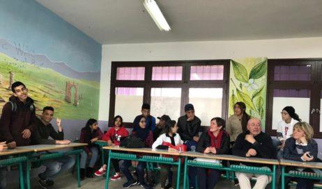 Pinerolo-Rabat: il cinema supera le barriere