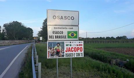 Jacopo Mosca: il Giro è un sogno che si avvera