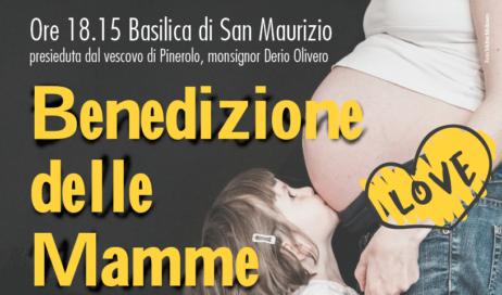 Pinerolo. Festa della mamma: doppio appuntamento nella Basilica di San Maurizio