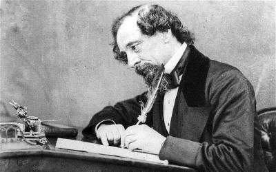Rileggendo Charles Dickens. ZIO DANIEL, IL PESCATORE
