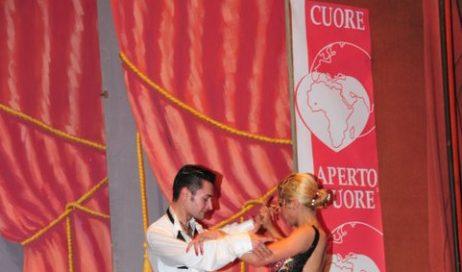 Ballerini e Sosia per Cuore Aperto