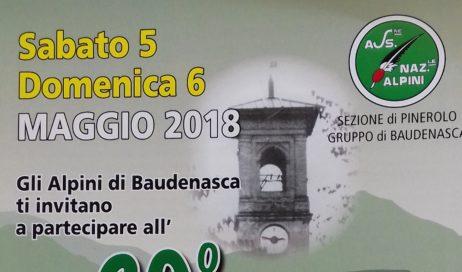 Baudenasca festeggia 80° di fondazionedel suo Gruppo Alpini