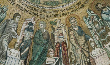[ video ] A tu per tu con Derio. Domenica dell'Ascensione: Gesù ci sbatte fuori!