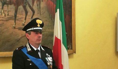È Damiano Scafati il nuovo vice-comandante dellaCompagnia Carabinieri di Pinerolo
