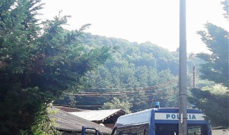 Polizia nei campi nomadi. Arrestati i falsi tecnici del gas