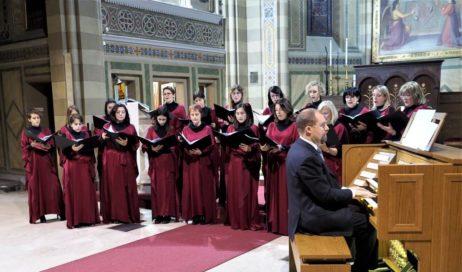 [ Photogallery ] Un successo il concerto di Cappellin in onore del Sacro Cuore