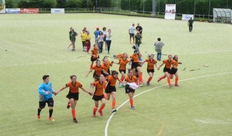 Skf Hockey Valchisone, campioni fuori e dentro il campo