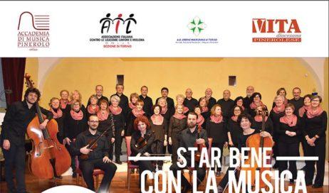 A Pinerolo un concerto promosso dall'AIL per sostenere la ricerca sulle leucemie