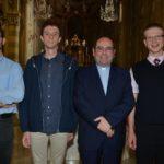 Pinerolo. Spirito Santo: don Lovera nuovo parroco. A San Maurizio arriveranno tre frati minori