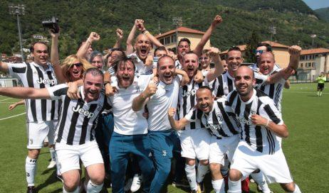 All'IMI gli atleti della Juventus for special