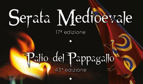A Prarostino si apre la porta del tempo per la Serata Medioevale