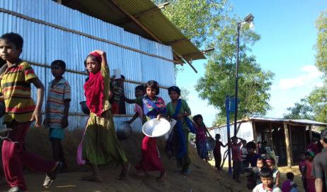 Swapon Kumar Das racconta il suo impegno per i fuori casta, per le donne e per i profughi Rohingya provenienti dal Myanmar