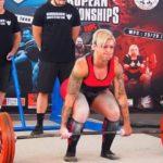 Sollevamento pesi. Laura Mastroberti campione d'Europa. Ed ora guarda ai mondiali