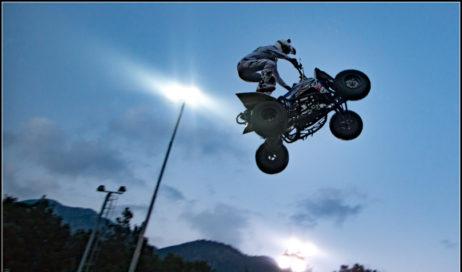 [ photogallery ] Moto e quad: freestyle a Villaretto