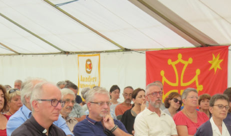 """[ Photogallery ] Convegno storico """"Cattolici e Valdesi"""" al Laux"""