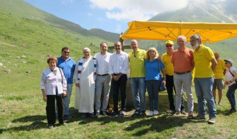 1.500 agricoltori a Pian dell'Alpe per dire no al CETA