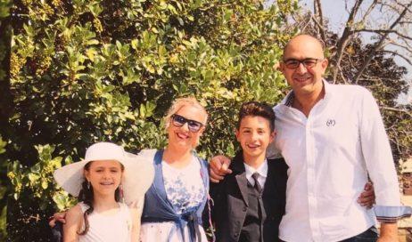 Pinerolo ricorda la famiglia morta nel crollo del Ponte Morandi con un sentiero