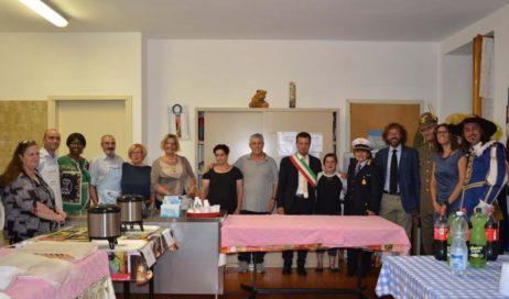 """[ photogallery ] Centro Diurno di Pinerolo: un servizio che """"intercetta la strada"""""""