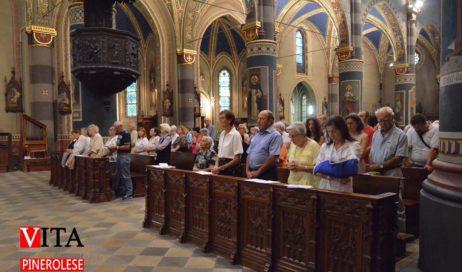 [ photogallery ] Nella Cattedrale di Pinerolo il mandato ai ministri straordinari della comunione