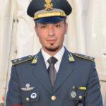 Luca Palmieri da gennaio sarà il capitano della Guardia di Finanza di Pinerolo