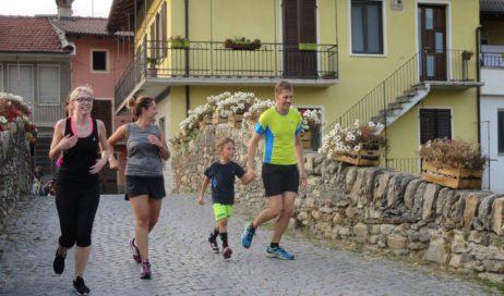 FluoRun, quando correre fa bene anche agli altri