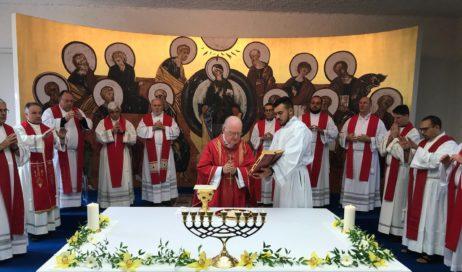 Luserna San Giovanni. Vent'anni di episcopato per monsignor Debernardi
