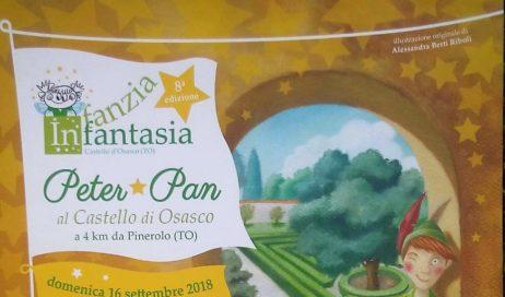 Domenica 16 settembre al Castello di Osasco l'8° edizione di Infanzia InFantasia