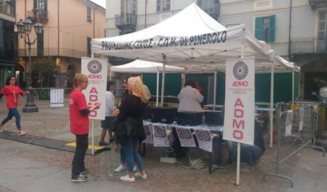 Anche a Pinerolo arriva l'ADMO con Match It Now