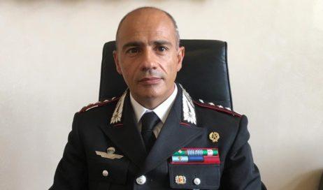 Francesco Rizzo è il nuovo comandante provinciale dei carabinieri di Torino