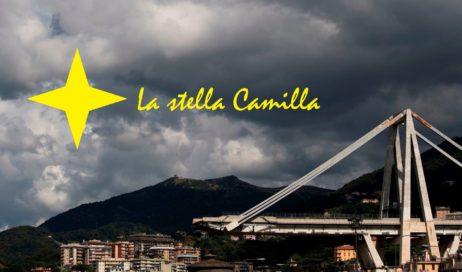 La stella Camilla. Una fiaba per affrontare il dolore e non dimenticare ad un mese dal crollo del ponte Morandi