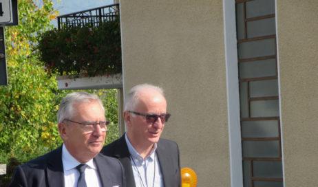[ Photogallery ] L'inaugurazione della Continuità Assistenziale a Pomaretto