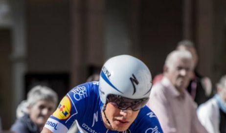 [ photogallery ] Ciclismo cronometro. Sulla strada delle Mele si impongono Elena Cecchini e Gianni Moscon
