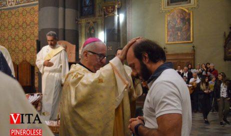 [ photogallery ] Il vescovo di Pinerolo ha conferito il mandato ai catechisti