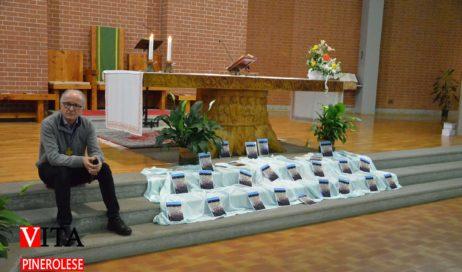 [ photogallery ] A Pinerolo la messa per i giovani presieduta da monsignor Olivero