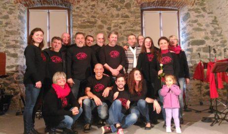 Fenestrelle. Il 25 aprile con Costruire Cantando e Paolo Diena