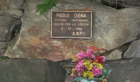 Inverso Pinasca. L'ANPI e Costruire Cantando ricordano Paolo Diena