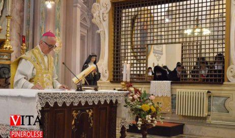 Pinerolo.  Venerdì 31 maggio la festa del Monastero della Visitazione