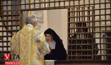 Monsignor Olivero alla Visitazione: qui la mia prima messa da vescovo di Pinerolo