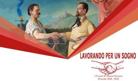 Conclusione manifestazioni 170° anniversario SOMS. Tre incontri a Pinerolo
